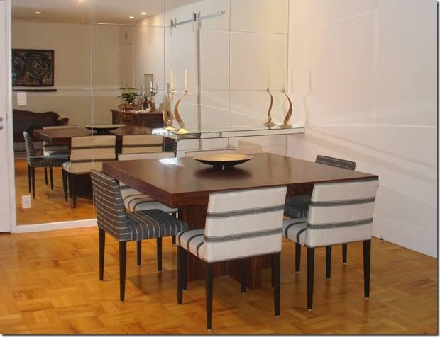 como-decorar-sala-de-jantar-pequena-2 - Dicas na Internet