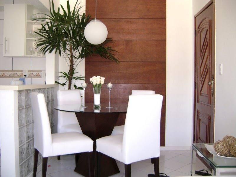 decoracao de uma sala pequena : decoracao de uma sala pequena:Como Decorar Sala de Jantar Pequena – Dicas e Fotos