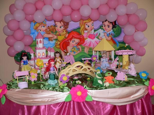 decoracao-de-aniversario-infantil-tema-Princesas-da-Disney-5