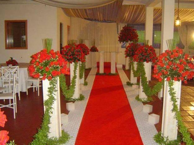 decoracao alternativa e barata para casamento : decoracao alternativa e barata para casamento:Decoração de Casamentos Simples e Barata – Dicas e Fotos