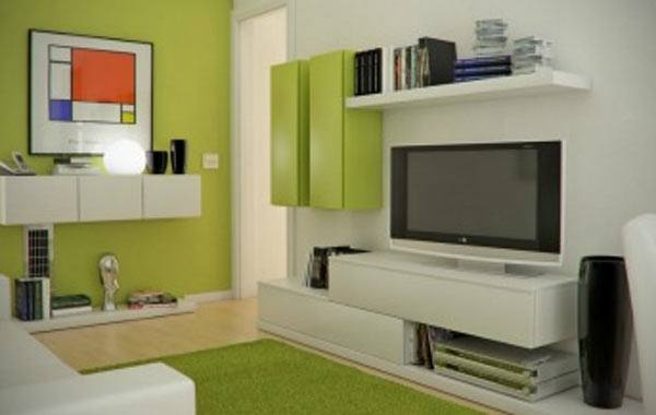 Dicas de decora o para sala de estar pequena dicas na for Sala de estar simple