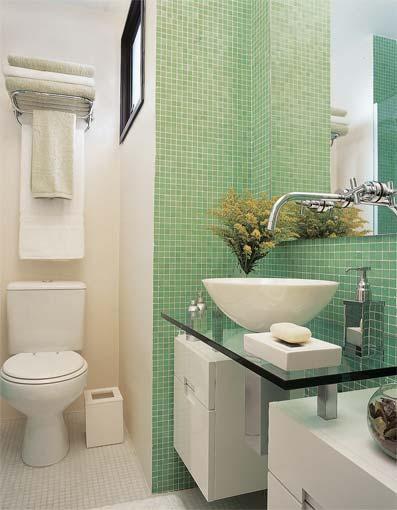 Dicas para decorar banheiros pequenos - Decorar recibidores pequenos ...