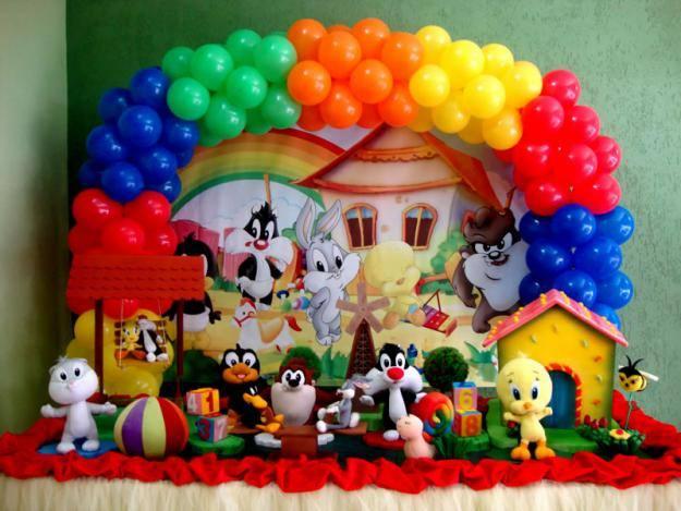 decoracao alternativa para festa infantil : decoracao alternativa para festa infantil:Portanto capriche na decoração de festa infantil de 1 ano do seu