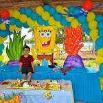 Decoração Aniversário Infantil Tema Bob Esponja – Fotos e Dicas