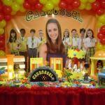 Decoração Aniversário Infantil Tema Carrossel – Fotos e Dicas