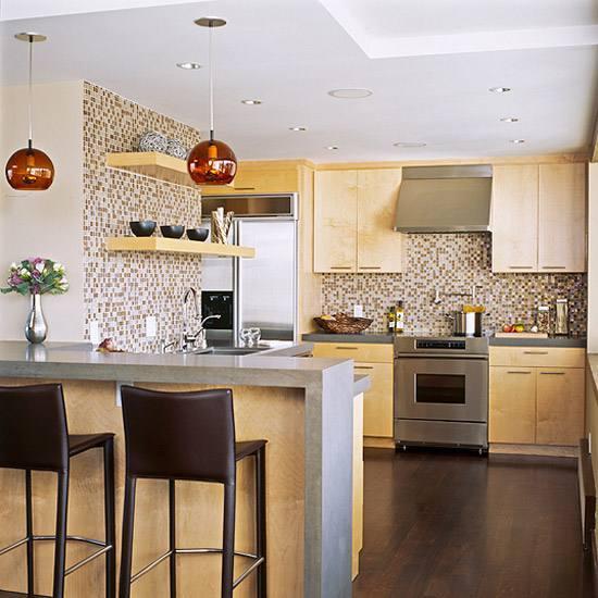 Decora o de cozinha americana fotos e modelos for Cocinas super baratas