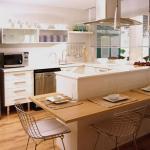 Decoração de Cozinha Americana – Fotos e Modelos