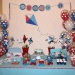 Decoração de Festa de Aniversário Infantil Simples