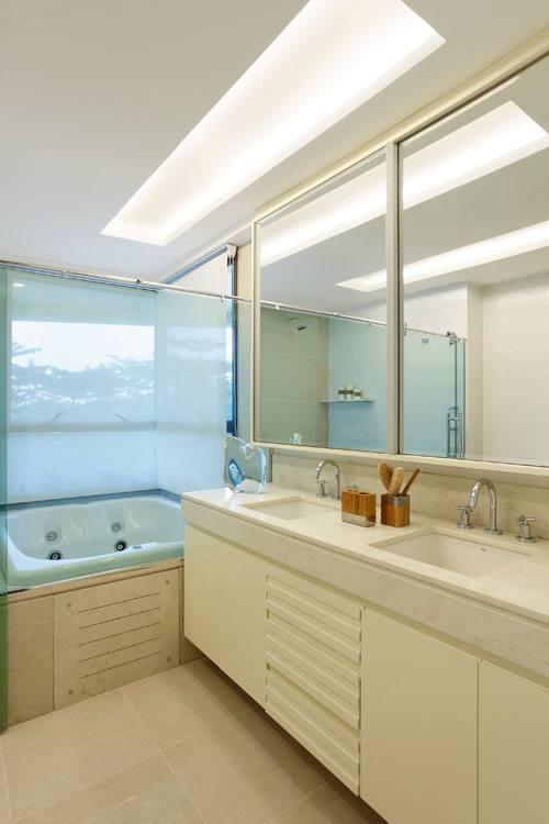decoracaoparabanheirodecasal8  Dicas na Internet -> Armario Para Banheiro Cassol