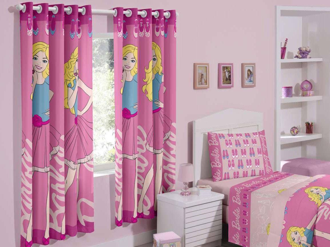 Decora O De Quarto Infantil Da Barbie Dicas E Fotos Dicas Na  ~ Desenho Para Quarto Feminino E Quarto De Menina Simples
