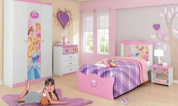 Decoração de Quarto Infantil da Barbie  Dicas e Fotos  Dicas na Internet