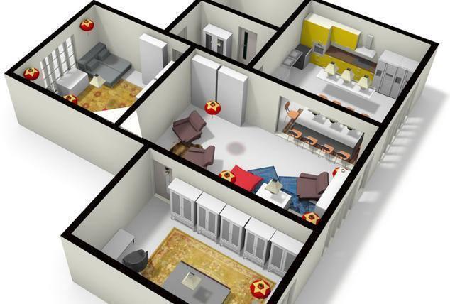 Plantas de casas modelos e fotos dicas na internet - Diseno de casas 3d ...