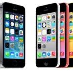 Lançamento do iPhone 5S e iPhone 5C no Brasil
