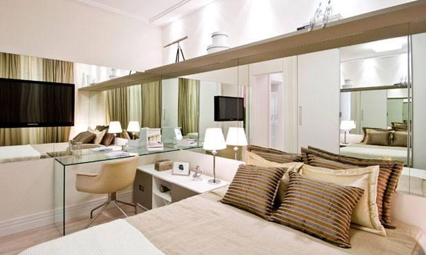 Dicas para decorar quartos de casal dicas na internet for Dormitorio 3x5