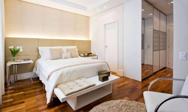 de interiores quartos romanticosDicas para Decorar Quartos de Casal