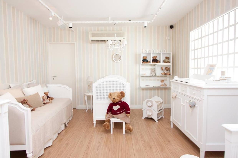 Decora O De Quarto Infantil Da Barbie Dicas E Fotos Dicas Na  ~ Quarto Bebe Feminino Papel Parede