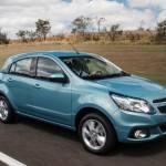 Chevrolet Agile 2014 – Versões e Preços