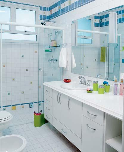 Decoração para Banheiro Infantil  Fotos e Dicas -> Decorar Banheiro Infantil