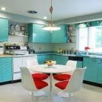 Decoração de Cozinhas Coloridas – Fotos e Dicas
