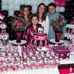 Decoração de Festa de Aniversário Infantil Monster High – Fotos e Dicas
