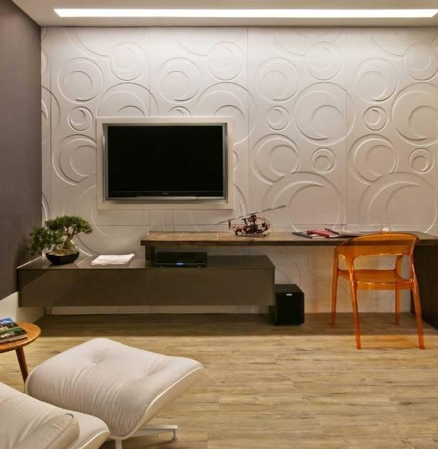 Revestimento Parede Interna Quarto ~ Depois de conhecer mais sobre os revestimentos de parede mais usados