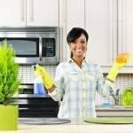Dicas para Manter a Cozinha Sempre Limpa e Perfumada