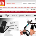 Site Lojas Rede