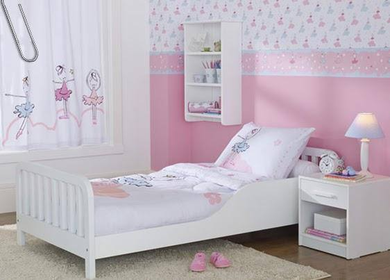 decoracao alternativa de quarto infantil – Doitricom