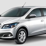 Chevrolet Lança Prisma e Onix 2015 com as Mesmas Mudanças