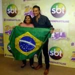 O Ator Mexicano Jaime Camil Está no Brasil