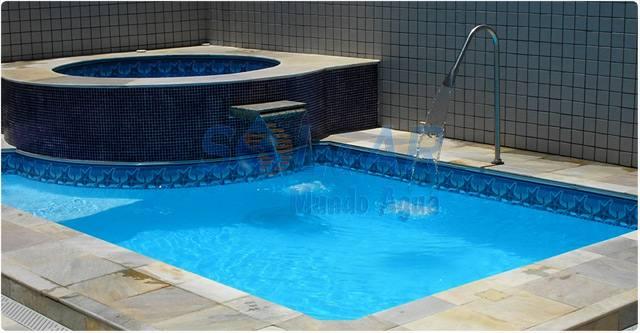 Modelos de piscinas simples para casa fotos dicas na for Modelos en piscina