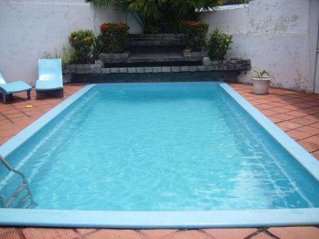 Modelos de piscinas simples para casa fotos dicas na - Fotos de piscinas ...