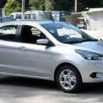 Novo Ford Ka 2015 Será Lançado no Brasil Após a Copa do Mundo 2014
