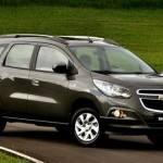 Chevrolet Spin 2015 – Preços