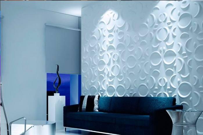 Decoracao papel de parede 3d 9 dicas na internet - Papel pared 3d ...