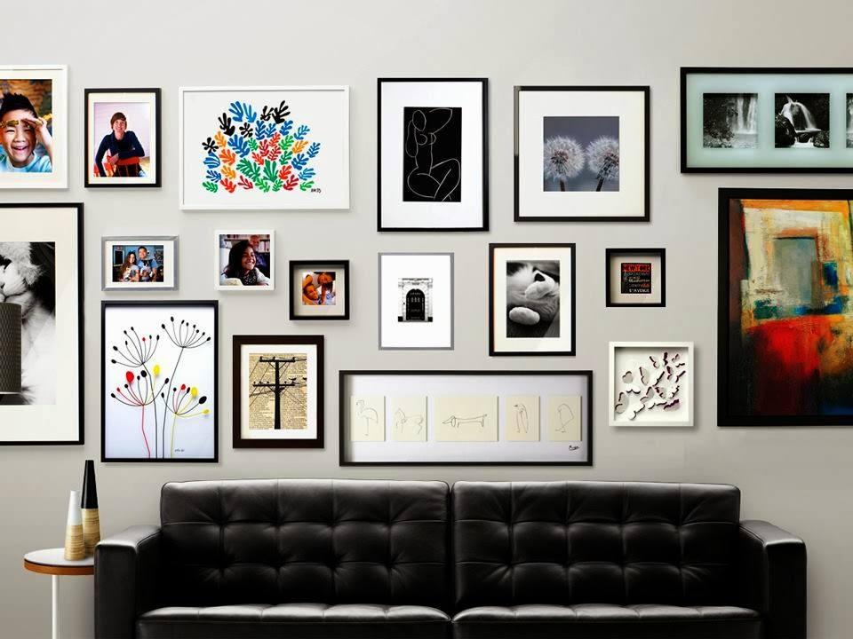 Como Escolher Quadros Para Sala De Estar ~  quadros e fotos que não podem faltar em nenhuma decoração e para se