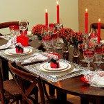 Decoração de Mesa de Natal – Dicas e Fotos