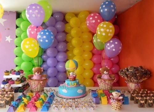 decoracao alternativa para festa infantil : decoracao alternativa para festa infantil:Decoração para Festa de Aniversário Infantil Barata – Dicas e Fotos