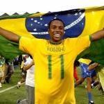 Dunga Convoca Robinho para a Seleção Brasileira no Lugar de Hulk