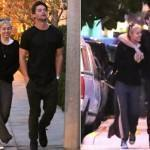 Miley Cyrus e Patrick Schwarzenegger Passam Fim de Semana Juntos