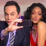"""Rihanna e Jim Parsons Dublam os Personagens Principais da Animação """"Cada Um na Sua Casa"""""""