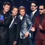 Backstreet Boys Voltam ao Brasil em Junho