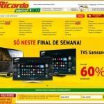 Site Ricardo Eletro