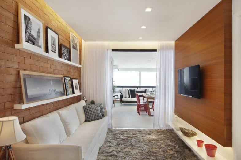 Sala Pequena Organizada ~ salaspequenasdecoradas2  Dicas na Internet
