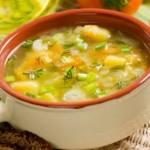 Receita Sopa Detox para Quem Está de Dieta