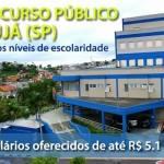 Concurso Público Prefeitura de Arujá em São Paulo Oferece 201 Vagas