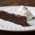 Receita de Torta de Chocolate com Farinha de Amêndoas