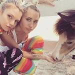Miley Cyrus Pode Estar Namorando Modelo da Victoria's Secret
