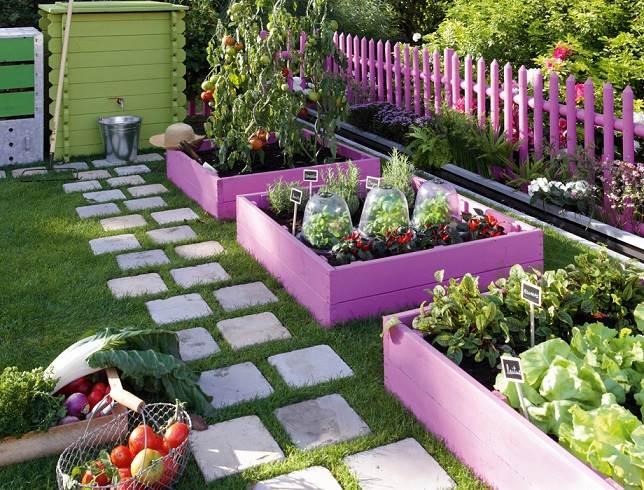 Como Montar Uma Horta Em Casa Passo A E Fotos