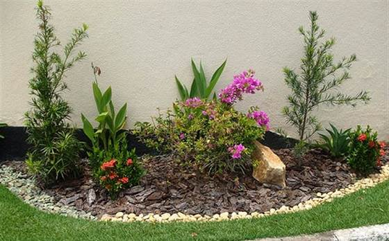 fazer iluminacao jardim:Como Fazer um Jardim Gastando Pouco
